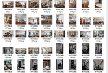 ⑨ 新中式家具图片1300张
